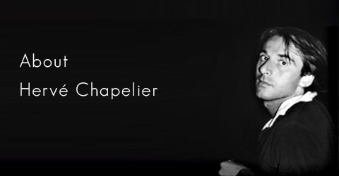 About Herve Chapelier